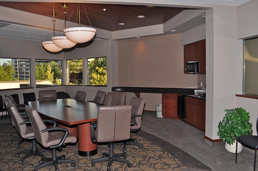 Interlake Medical Building Conference Room